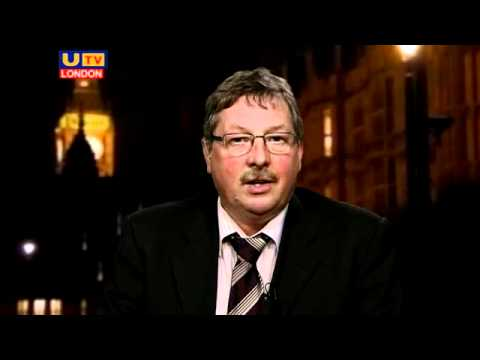 Sammy Wilson Interviewed After 2012 Budget Announcement