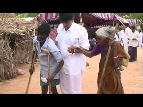 Sathya Sai Baba Water Project For Poor Villagers In India video