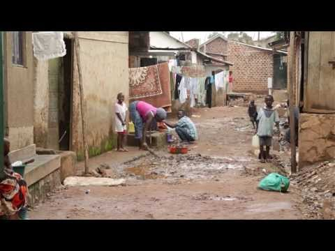 Plotting a better life in Ugandan slums