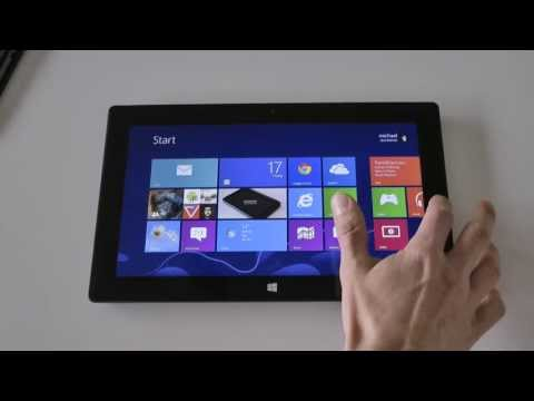Microsoft Surface Pro Unboxing und Hands On [Deutsch - German]