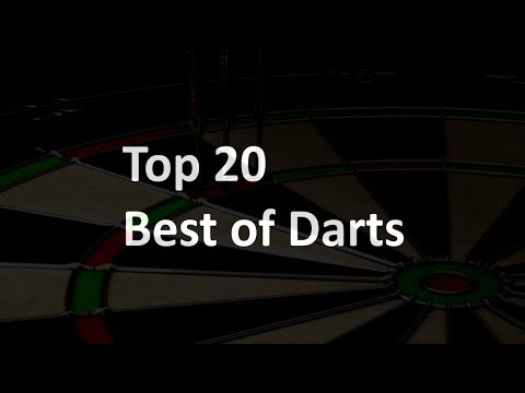 Top 20 - Best of Darts Moments
