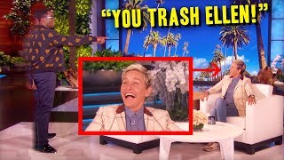 9 Celebs Who Insulted Ellen