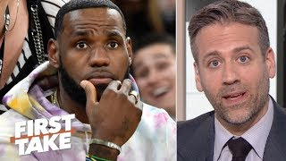 'LeBron is on the clock' for a championship after Anthony Davis trade – Max Kellerman | First Take