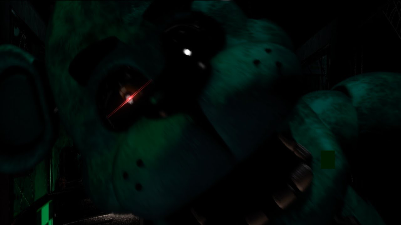 Five Nights At Freddy's | NIGHT 5 COMPLETE - YouTube