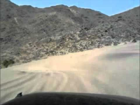 Stock Jeep Wrangler 2011 vs. Mid-Sized Dunes