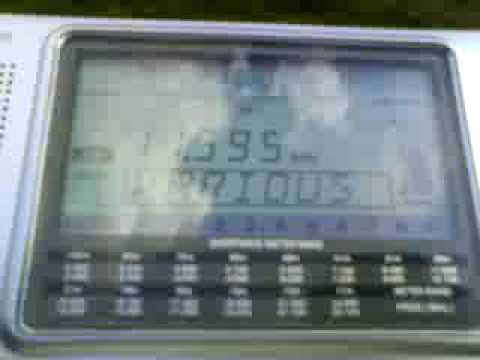 Jammed persian lang. station on 11595 kHz