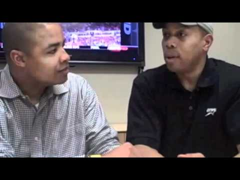 Mike Hill - An Infotainer Who Always Keeps It Real, Guest Jay Harris, ESPN
