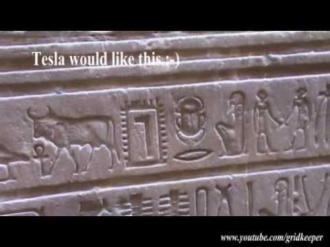 Edfu Temple of Horus in Egypt
