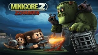 Official Minigore 2: Zombies Launch Trailer