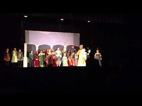 Curtain call! from Delone Catholic High School's Cinderella - 03/22/2013