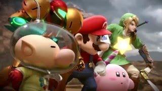 Smash Bros Tribute - Heroes - Alesso (AMV) (SMV)