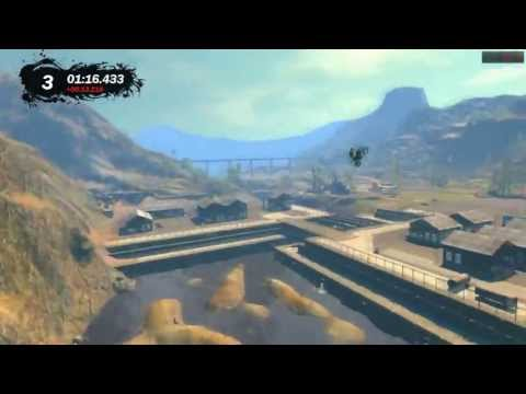 Trials Evolution gameplay 2 - JOGANDO
