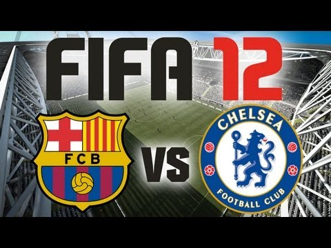 Let's Orakel FIFA 12 #024 [Deutsch] [HD] - FC Barcelona vs. FC Chelsea