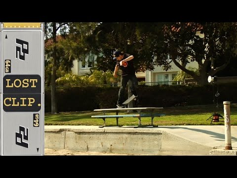 Mark Appleyard Lost & Found Skateboarding Clip #156