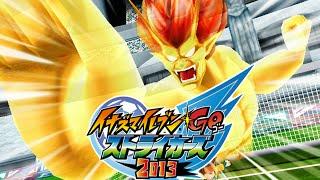 Majin The Hand - All Versions - Inazuma Eleven GO Strikers 2013