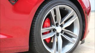 2016 Camaro V6 MGP Caliper Cover Installation