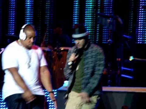 Hd carry Out Justin Timberlake & Timbaland Live In Manila 2010 video