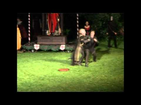 A.R.G.O. PROFILM: Robin Hood Otáčivé hlediště Český Krumlov (music by Clannad)