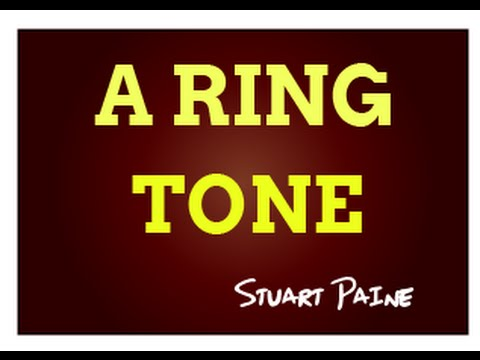 A RING TONE