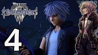 Kingdom Hearts 3 Capítulo 4 (Español) - Que vuestro corazón os sirva de guía