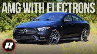 2019 Mercedes-AMG CLS53 Review: Now with hybrid power