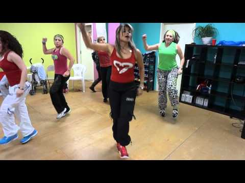 Zumba con Martha, Intentalo!   Instructor Sandy Vazquez, Mission, TX