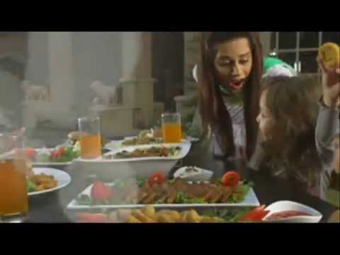 Faheem Abbas in PK meat and Food Commercial