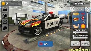 Police Drift Car Driving Simulator Android Gameplay 2018