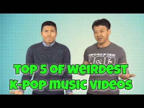 5 Weirdest Kpop Videos Ever video