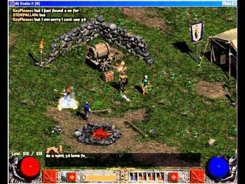 Diablo 2 lod hardcore hack