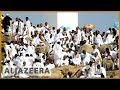 Hajj pilgrims descend on Mount Arafat - 18 Dec 07