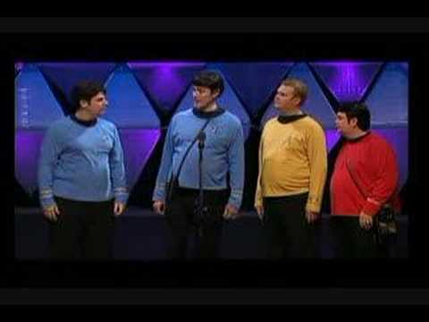 Hi-Fidelity Star Trek Quartet Part 2