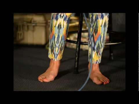 Tulisa Contostavlos' Feet (Slideshow)