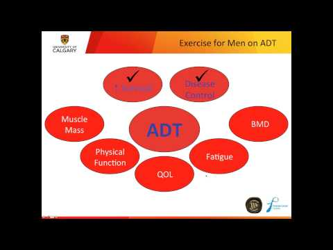 Expert Angle: Physical activity for prostate cancer: translating evidence into practice