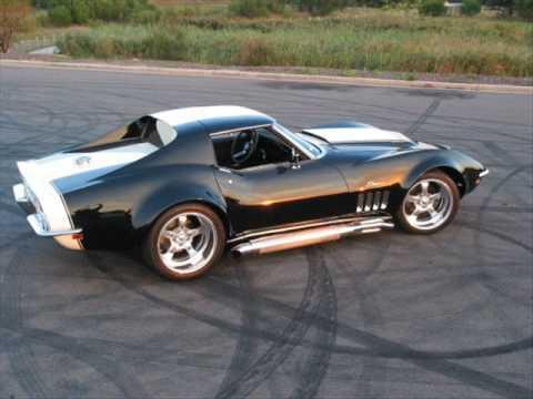 Corvette C3 And C6 Z06 Youtube