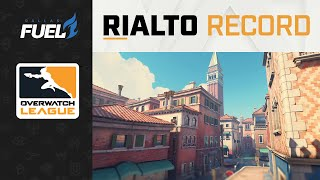 NEW RIALTO ATTACK RECORD | Dallas Fuel