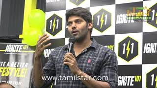 IGNITE  101 Fitness Studio Inauguration