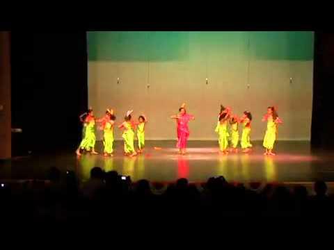 Koyila Koyila Folk Dance By Telugu Thota Students 2009 video