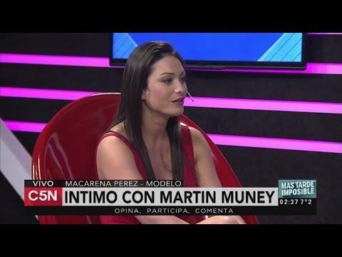 Macarena Pérez, ex GH, afirmó: Una vez integré una mascota a la cama