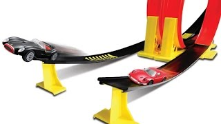 Playset for Kids - Ferrari Race and Play Dual Loop - Toys for Kids