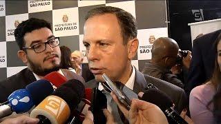 João Doria desautoriza projeto de lei criado por vice Bruno Covas sobre verba de privatização