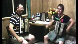Saddle Boy (Slim Dusty) - Accordion Duet