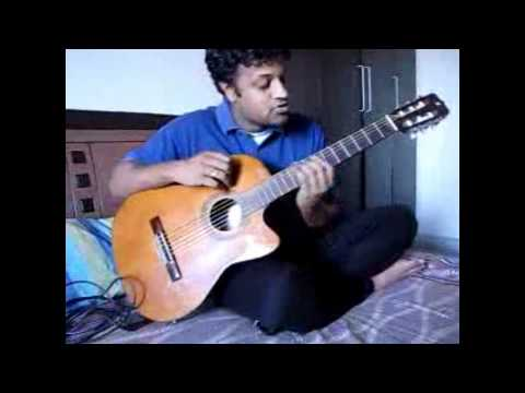 Uppenantha ee premaki - aarya 2 praveen guitar