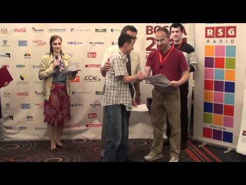 Brzopotezni šah turnir-Bosna 2011-proglašenje pobednika i dodela nagrada