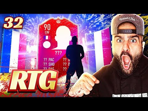 OMG MY BEST FUT CHAMPS UPGRADE PACK EVER!! #FIFA20 Ultimate Team Road To Glory #32