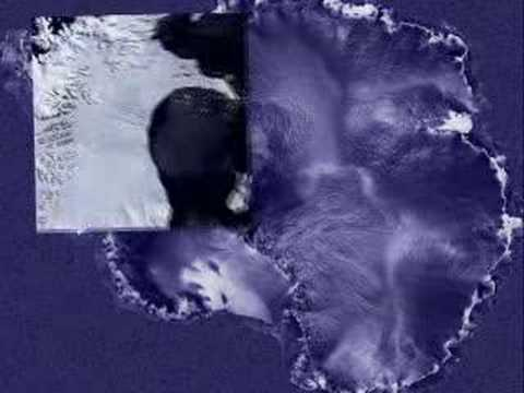 NASA: Antarctica Larsen B Ice Shelf broke into many pieces