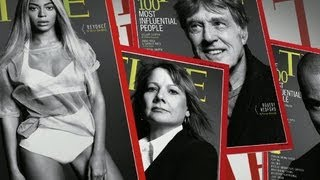 Time magazine's 100 Most Influential People honored