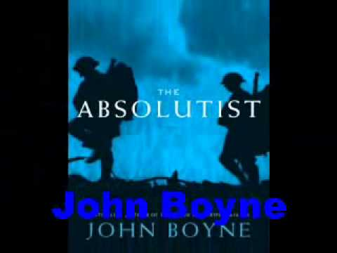 John BoyneThe AbsolutistBookbits author interview