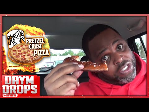 Little Caesars Soft Pretzel Crust Pizza