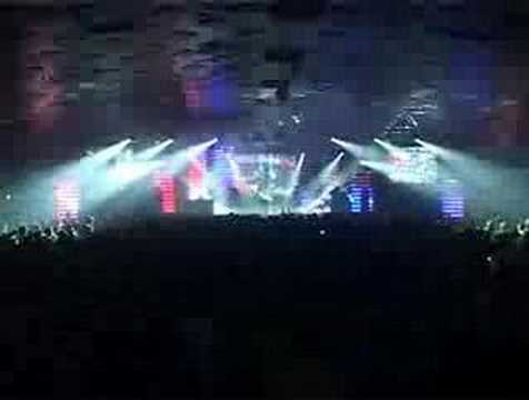Live at Barrowlands, Glasgow May 07 - part 1